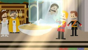 15 сезон 3 серия: Королевский пудинг