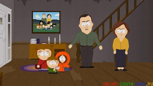 Южный Парк - 15 сезон - все серии - смотреть онлайн