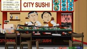 15 сезон 6 серия: Городские суши