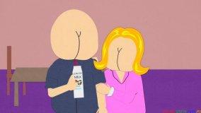 5 сезон 10 серия: Как питаться с помощью задницы