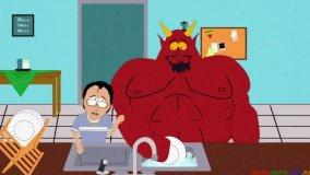 4 сезон 10 серия: Попадают ли умственно отсталые в ад?