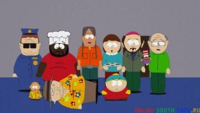 2 сезон 2 серия: Мамаша Картмана по-прежнему грязная шлюха