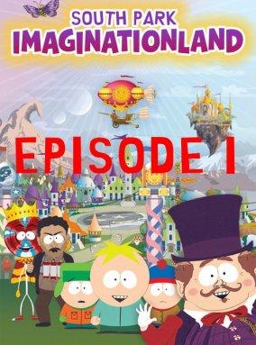 11 сезон 10 серия: Воображляндия