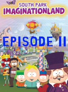 11 сезон 11 серия: Воображляндия, эпизод II
