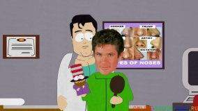 1 сезон 11 серия: Ринопластическая клиника Тома