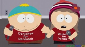 20 сезон 5 серия: Клизма и датчане